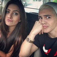 Biel assume namoro com Flavia Pavanelli, que já foi apontada como affair de Luan Santana e Neymar
