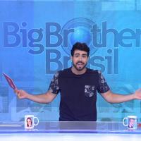 """Do """"BBB16"""": Juliano Laham, ator libanês, participa do """"Vídeo Show"""" e abre o jogo sobre Munik!"""