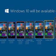 Do Windows Phone: 50% dos aparelhos da Microsoft não receberão atualização para o Windows 10!