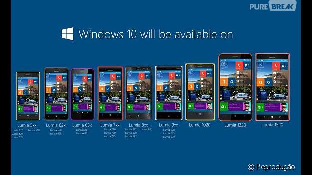 Windows Phone, da Microsoft, já começou a receber atualizações para o Windows 10 Mobile!