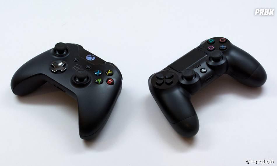 Xbox One, da Microsoft, e PlayStation 4, da Sony, poderão ter crossover muito em breve!