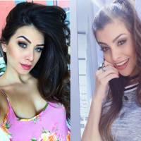 Nah Cardoso ou Flavia Pavanelli, namorada de Biel? Qual das duas youtubers é mais estilosa?