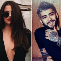 Selena Gomez fã de Zayn Malik? Estrela pop diz que está super ansiosa para ouvir o novo CD do astro!