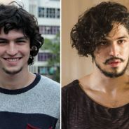 """Gabriel Leone, de """"Velho Chico"""", muda o visual para viver filho de Camila Pitanga na novela"""