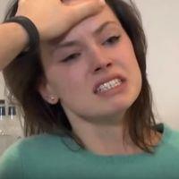 """De """"Star Wars VII"""": teste de Daisy Ridley para o papel da mocinha Rey é divulgado na internet. Veja!"""