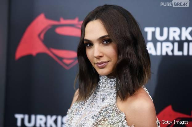"""Gal Gadot comenta sua participação em """"Batman Vs Superman: A Origem da Justiça"""""""