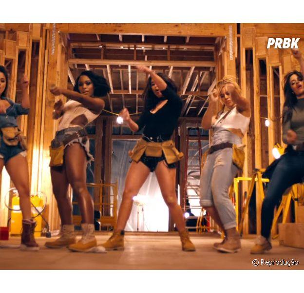"""Fifth Harmony bate próprio recorde e""""Work From Home"""" é o clipe mais rápido de uma girlband a receber um VEVO Certified"""