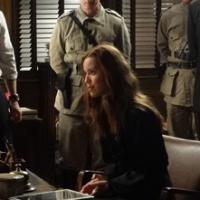 """Em """"Joia Rara"""": Silvia não acredita em Viktor e acusa Franz de tentar matá-la!"""