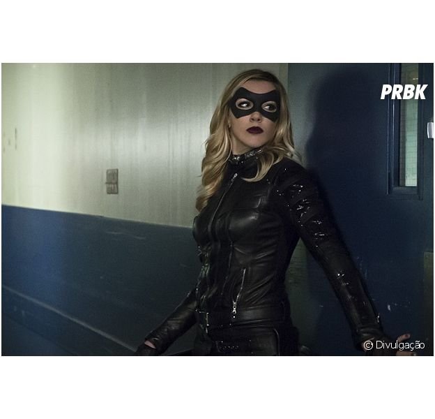 "Em ""The Flash"", Laurel Lance (Katie Cassidy), de ""Arrow"", aparece como Black Siren na Terra-2!"