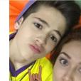 """Maria Pinna, a Regina de """"Cúmplices de Um Resgate"""", do SBT, também é amigona de João Guilherme Ávila"""
