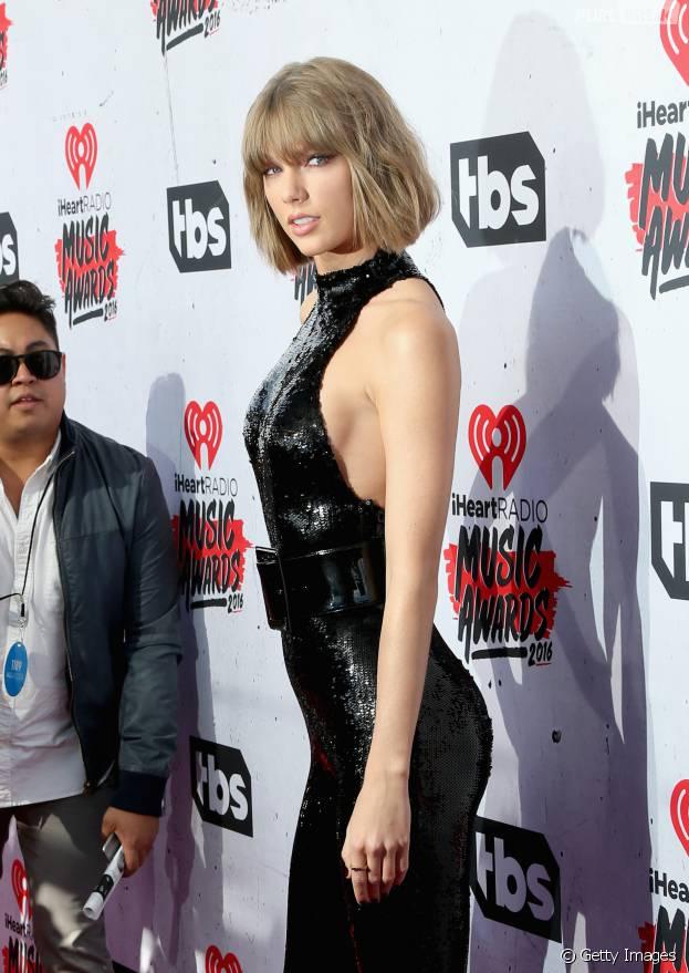 Será que a Taylor Swift deu uma mexida no bumbum mesmo?