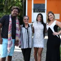 """Munik, campeã do """"BBB16"""", Ronan, Geralda e Cacau participam do """"Mais Você"""" e falam sobre polêmicas!"""