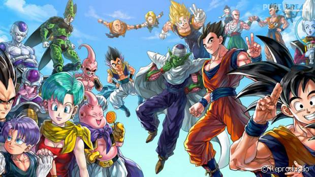 """De """"Dragon Ball"""": Goku, Vegeta, Majin Boo, Freeza e os personagens mais poderosos da franquia!"""
