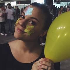 """Alice Wegmann, Giulia Costa, de """"Malhação"""", Thiaguinho e mais famosos curtem show do Coldplay no Rio"""