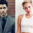 Nick Jonas e Miley Cyrus: cantor revela que estrela foi o seu 1º beijo na boca! OMG
