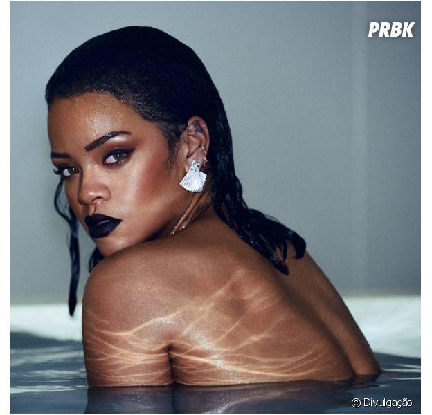 Rihanna troca mensagens com fã e o ajuda a se assumir gay para os pais