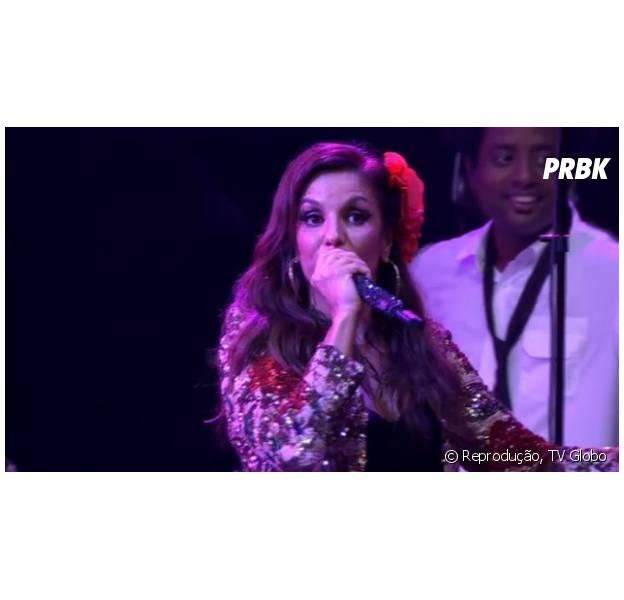 """Ivete Sangalo foi a atração da festa de sábado (22) no """"BBB14"""""""