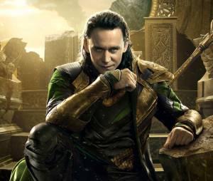"""Loki (Tom Hiddleston), de """"Os Vingadores"""", é um dos vilões mais amados de todos os tempos!"""