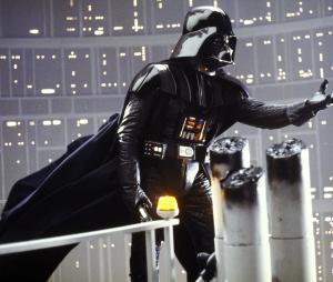 """Darth Vader é o vilão de """"Star Wars"""""""