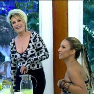 """Valesca Popozuda arrasa no programa """"Mais Você"""" e canta marchinhas de Carnaval"""