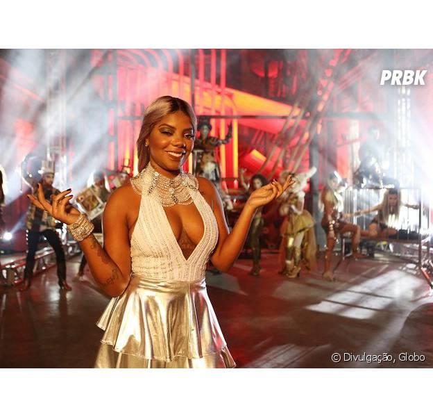 """Ludmilla está confirmada em """"Truque VIP"""", quadro do """"Domingão do Faustão"""""""