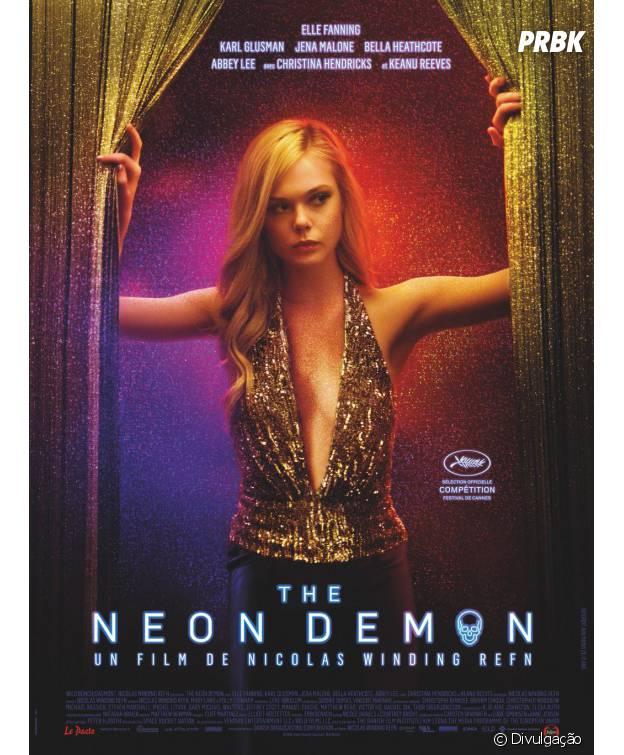 """""""The Neon Demon"""", com Elle Fanning, ganhou mais um cartaz oficial"""