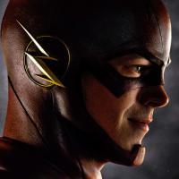 """Depois de """"Arrow"""", Grant Gustin aparece como Flash pela primeira vez!"""