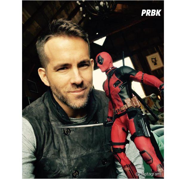 """Ryan Ronalds, de """"Deadpool"""",nasceu no dia 23 de outubro de 1976 em Vancouver, no Canadá"""