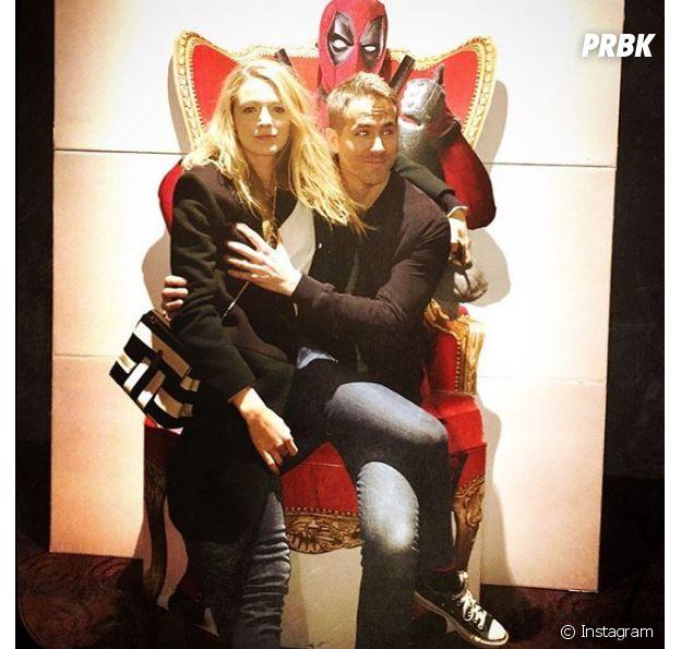 """Ryan Ronalds, de """"Deadpool"""", é casado com Blake Livelydesde 2012"""