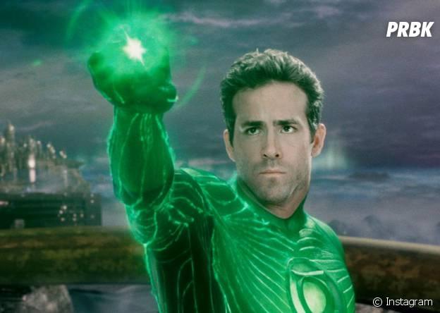 "Ryan Ronalds, de ""Deadpool"",interpretou Hal Jordan no filme ""Lanterna Verde"""