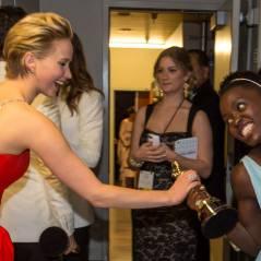 Oscar 2014: Jennifer Lawrence, Brad Pitt e outros famosos em fotos engraçadas