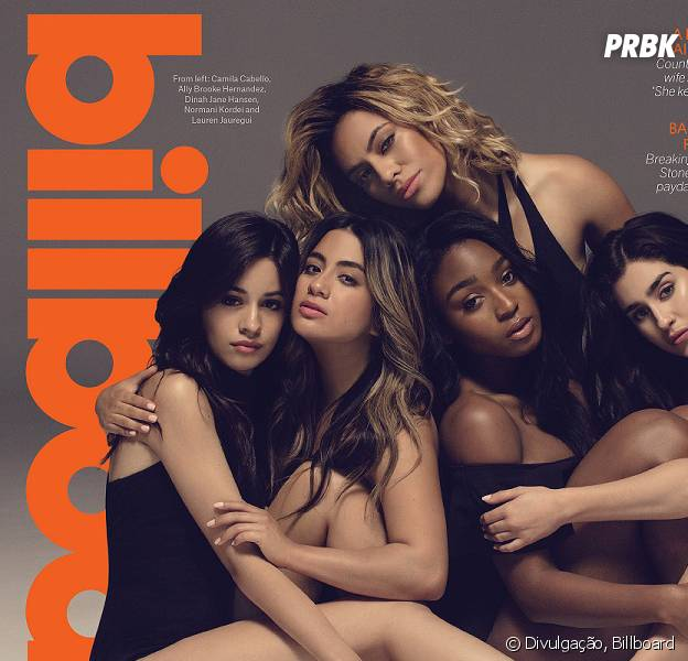Fifth Harmony causa polêmica após foto de Ally Brooke com dois pés na revista Billboard!