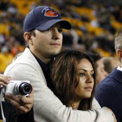 "Em ""Two and a Half Men"", Ashton Kutcher e Mila Kunis vão viver casal na série"