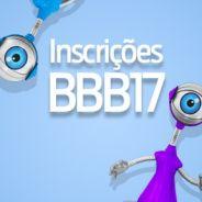 """Do """"BBB17"""": estão abertas as inscrições para a próxima edição do reality! Confira como concorrer"""