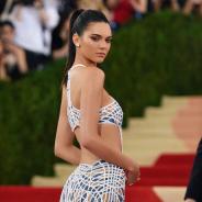 Kendall Jenner mostra o bumbum em fotos para nova campanha da marca Calvin Klein!