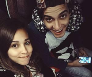 Victor Lamoglia garante que concorrência no Youtube não atrapalha namoro com Thati Lopes