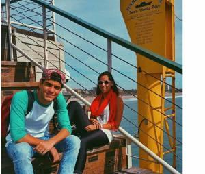 Victor Lamoglia é destaque no Parafernelha e sua namorada, Thati Lopes, faz parte do time do Porta dos Fundos