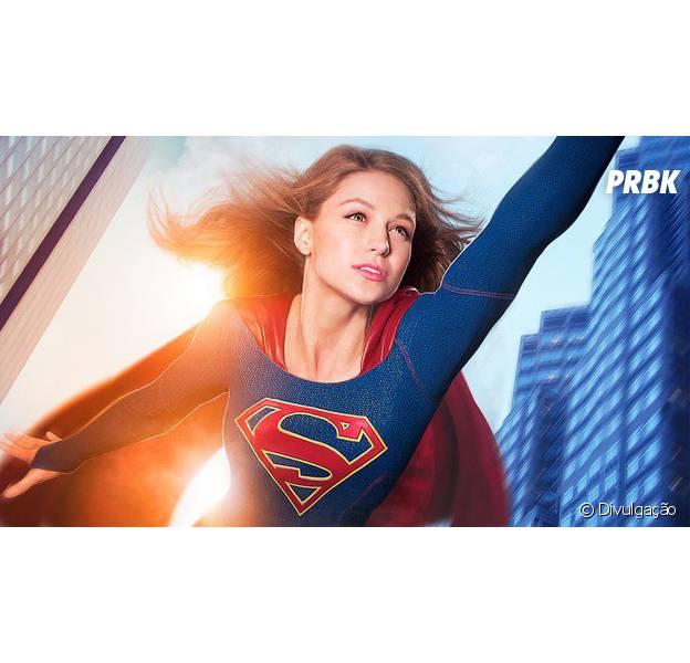 """Em """"Supergirl"""", série ganha 2ª temporada e passa a ser transmitida pela The CW!"""