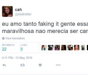 """De """"Faking It"""", fãs manifestam amor pela série após cancelamento"""