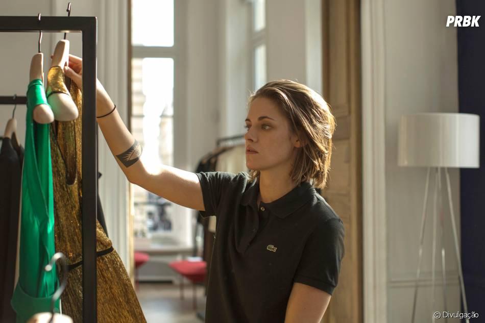 Personal Shopper, com Kristen Stewart, tem direção de