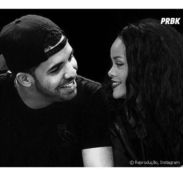 Fãs acreditam que Rihanna e Drake mantêm relacionamento secreto