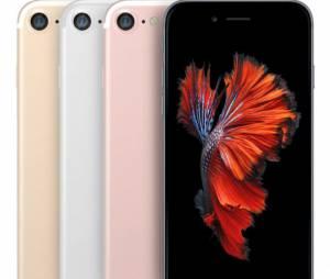 iPhone 7, da Apple, deve ser vendido nas coresprata, cinza, dourado e ouro rosa