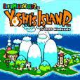 """Abertura do game """"Super Mario World 2: Yoshi's Island"""""""