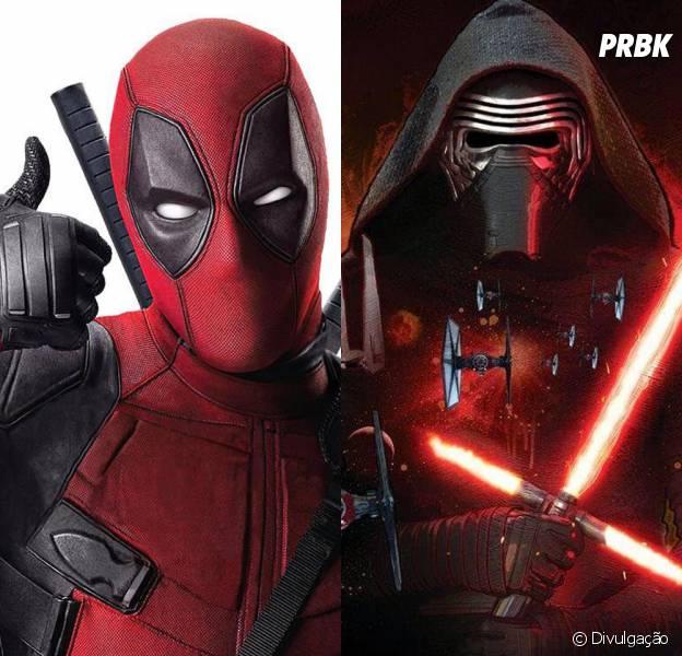 """Deadpool"" ultrapassa ""Star Wars VII"" na venda de Blu-ray"