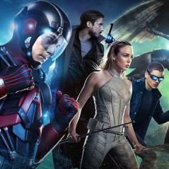 """Em """"Legends of Tomorrow"""": Barry (Grant Gustin), de """"The Flash"""", pode participar da 2ª temporada!"""