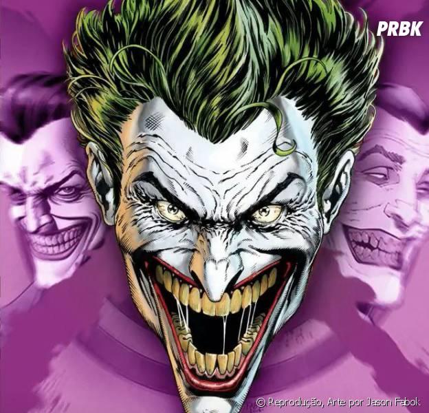 Batman descobre que existem três Coringas, em nova saga da DC Comics, nos quadrinhos!