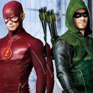 """Em """"The Flash"""" e """"Arrow"""": de qual das duas séries você sentirá mais falta durante o hiato?"""