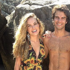 """Final """"Totalmente Demais"""": Daniel Blanco, o Fabinho, ganha elogios da irmã Lua Blanco!"""