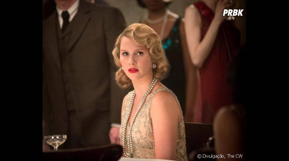 """Claire Holt, a intérprete de Rebekah, foi quem decidiu deixar """"The Originals"""""""