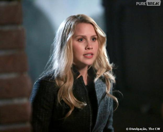 "Rebekah (Claire Holt) deixou ""The Originals""!"